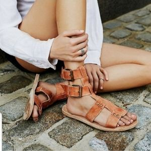 Faryl Robin Free People Carlyn Gladiator Sandals